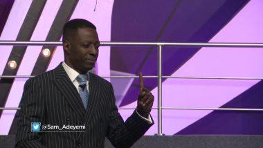 Download Sermon: Relationship and Character | Rev. Sam Adeyemi