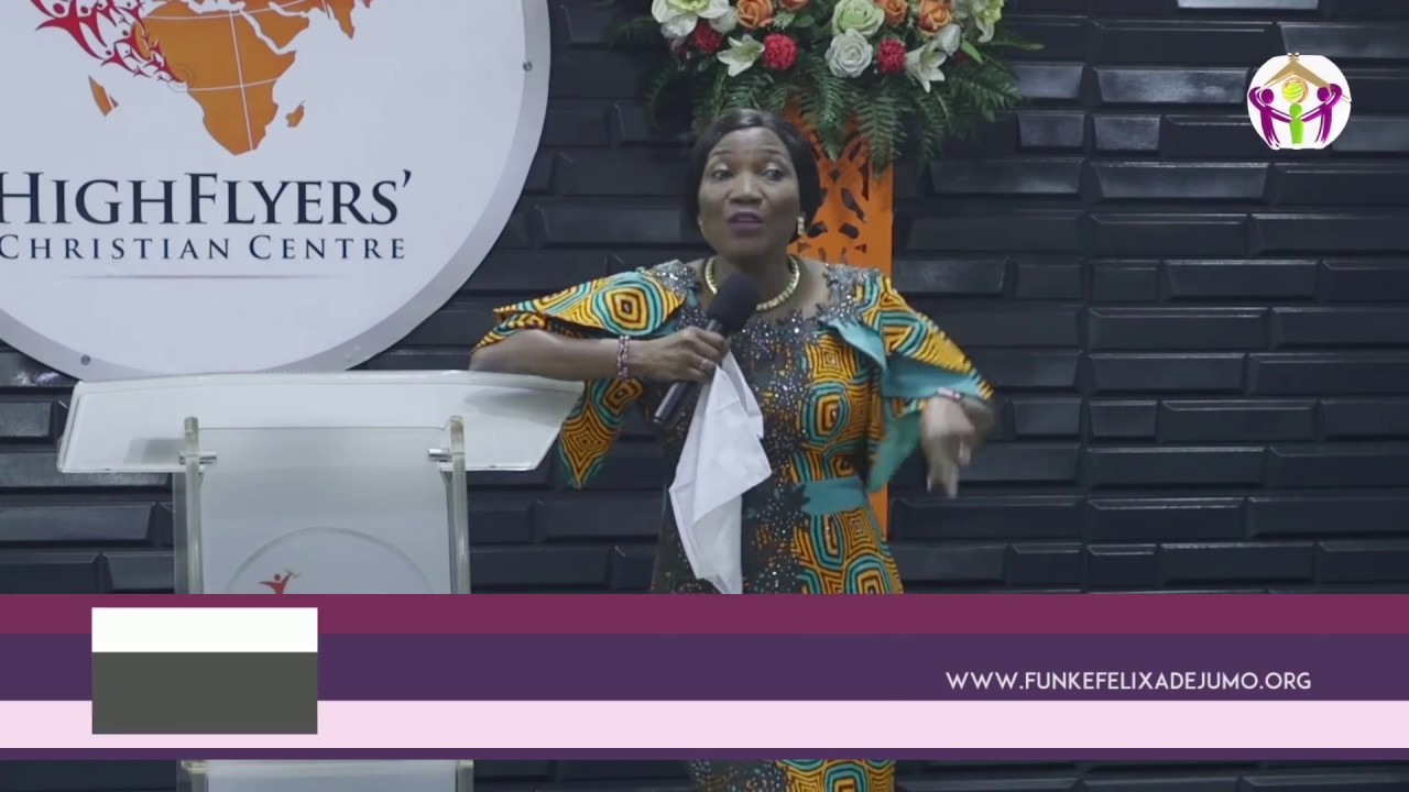 Download: My Seed is A Trophy of Grace | Rev. Funke Adejumo