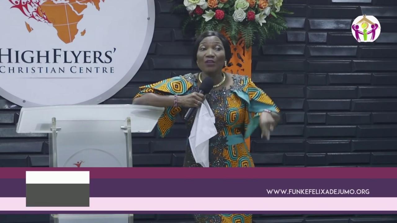 Download: End Time Women | Rev. Funke Adejumo