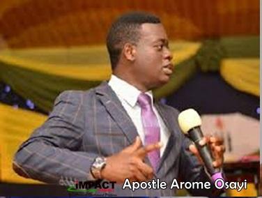 Download Sermon: Discernment | Apostle Arome Osayi