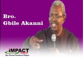 Download Sermon: THE ROBBER INSIDE YOU | BRO GBILE AKANNI
