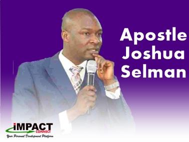 Download Sermon: The Lifter Of Men (1&2) – Koinonia | Apostle Joshua Selman