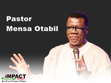 Download: CHOICES | Dr. Mensa Otabil
