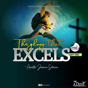 The Glory That Excels - Koinonia Revival 2019 (Day 1)   Apostle