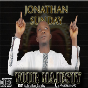 Download Your Majesty by Jonathan Sunday