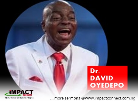 Download Sermon: ANOINTING TO SEE | Bishop David Oyedepo