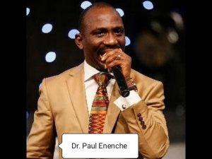 Download Pastor Paul Enenche Messages - Impact Connect