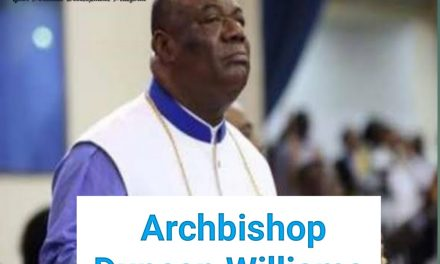 Download Sermon: God's Priority (1&2) | Archbishop Duncan Williams