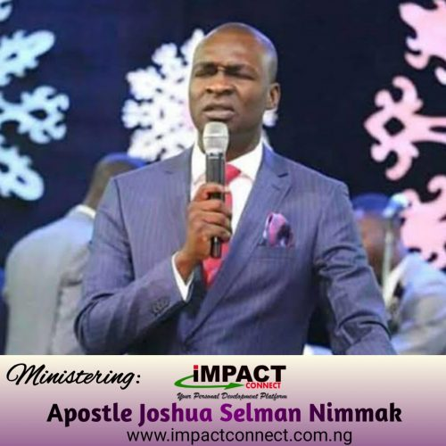 Apostle Joshua Selman messages