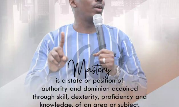 Young and Yielded 2019 with Pastor Ejimi Olufukeji