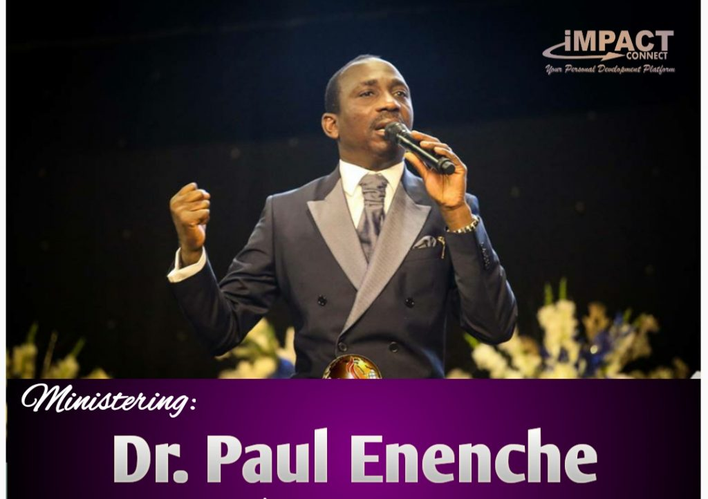 Download Pastor Paul Enenche messages