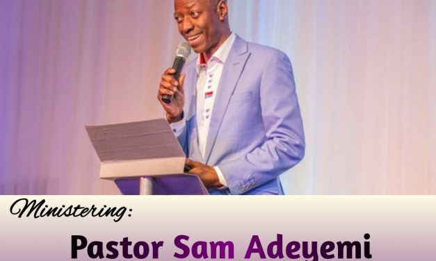 Download Sermon: Converting My Dreams To Reality | Pastor Sam Adeyemi