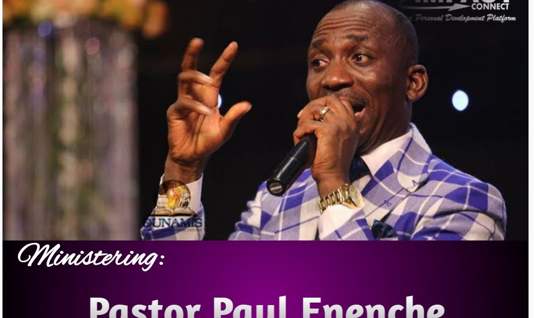 DOWNLOAD SERMON: DISSOLVING MYSTERIES | DR. PAUL ENENCHE