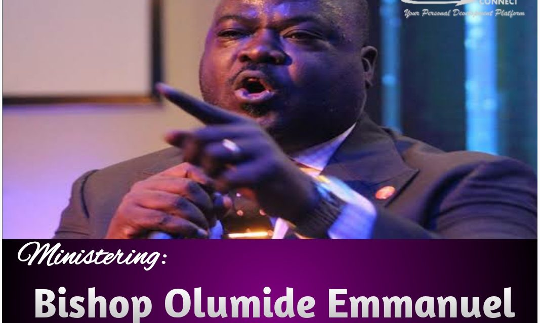 DOWNLOAD SERMON: SEVEN STAR SINGLE | BISHOP OLUMIDE EMMANUEL