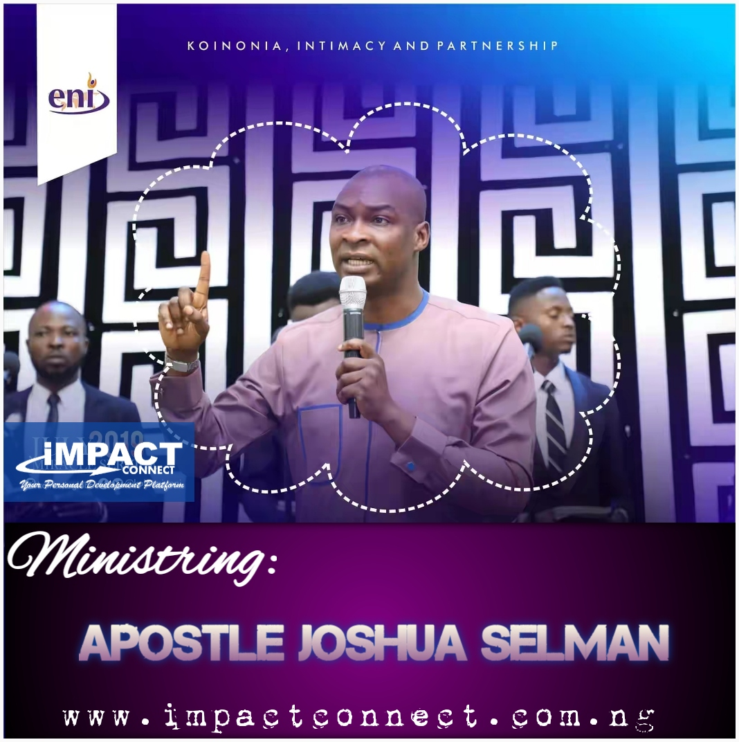Messages on Marriage and Relationship by Apostle Joshua Selman