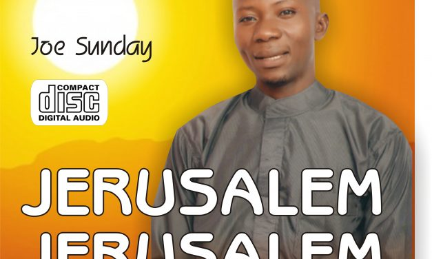 Download Song: Jerusalem Jerusalem | Jonathan Sunday