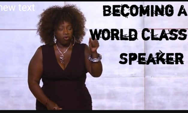 Download: Becoming A World Class Speaker – Lisa Nichols