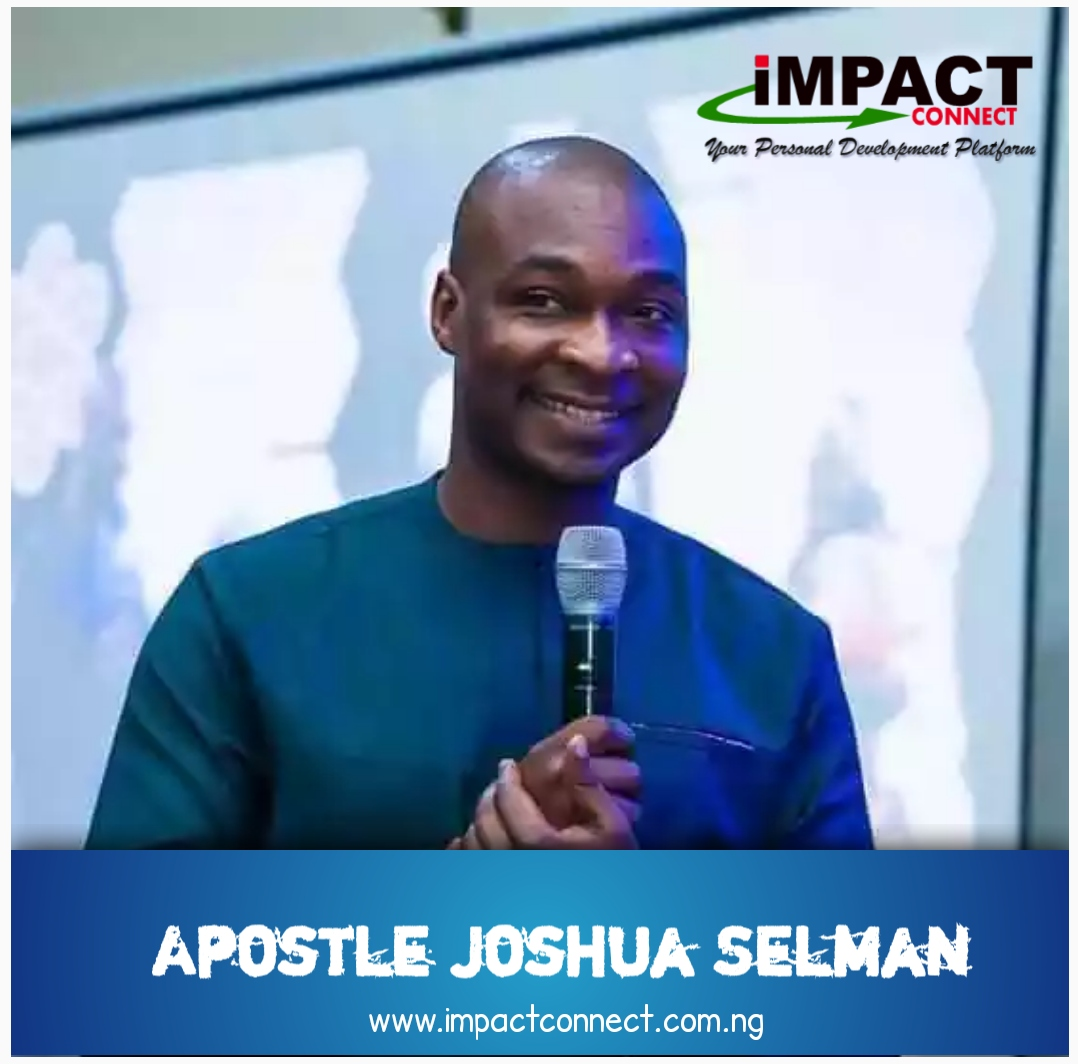 KOINONIA with Apostle Joshua Selman [2013 Messages] - Impact