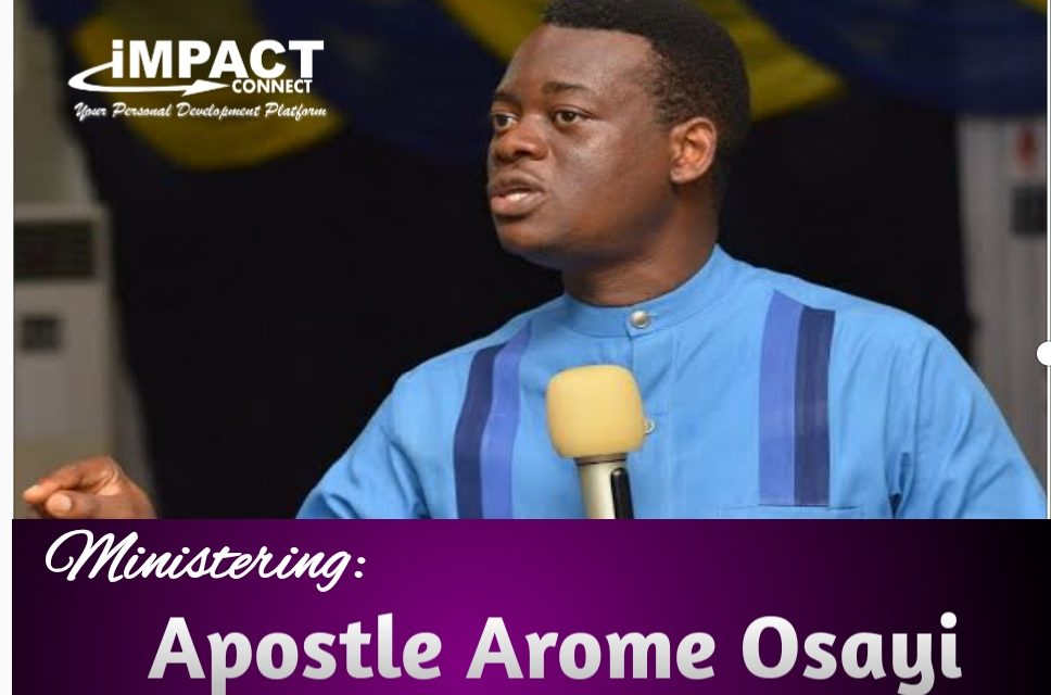 Download Sermon: Engaging The Supernatural Skill  | Apostle Arome Osayi