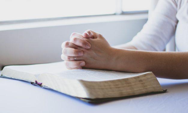 Article: THE FORCE OF PRAYER   Joseph Awanle