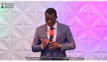 Download Sermon: Sensing In The Human Spirit | Apst. Arome Osayi