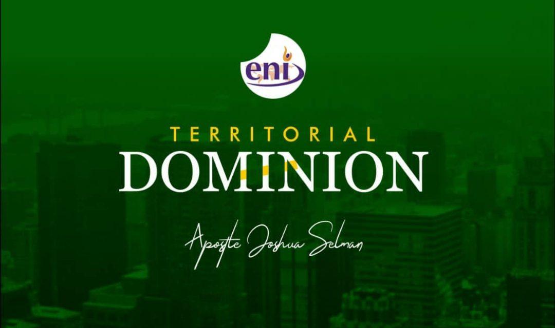 Download Sermon: Territorial Dominion – Koinonia 2019 | Apostle Joshua Selman Nimmak
