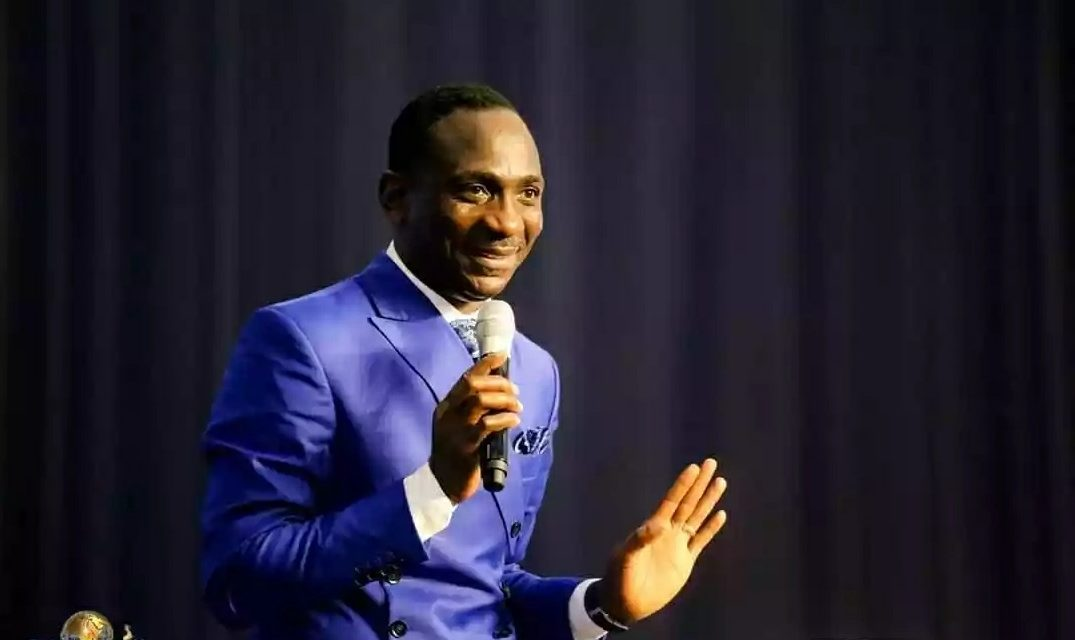 Download Sermon: The Glory In The Midst Of Darkness | Dr Pastor Paul Enenche