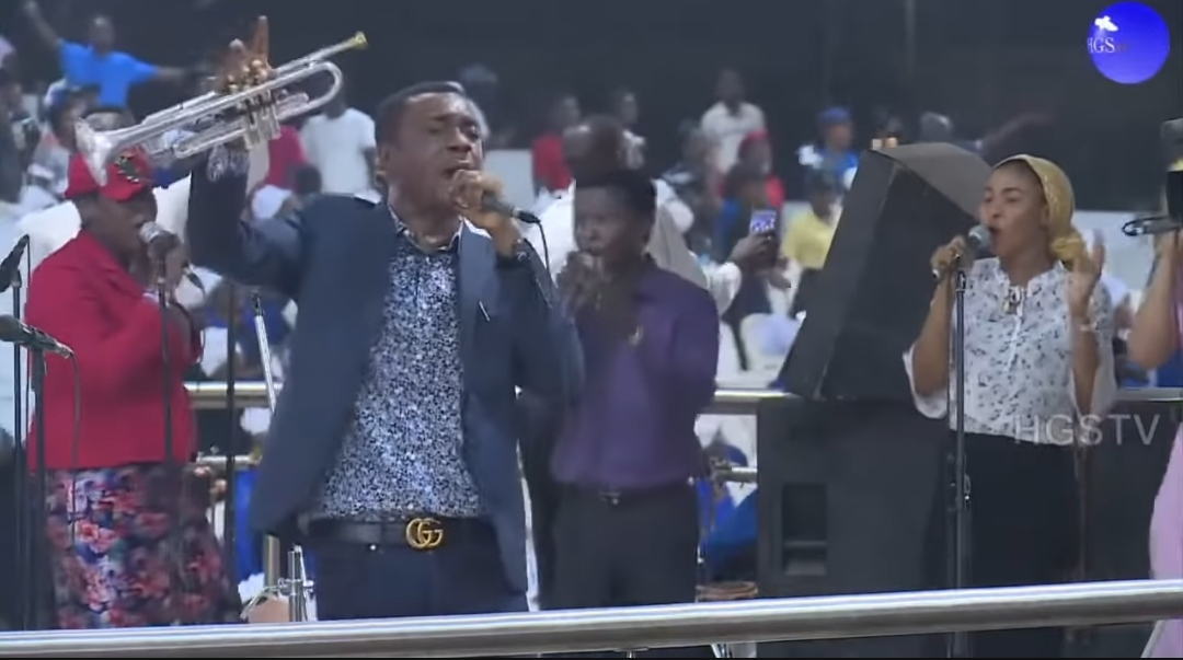 NAthaniel Bassey Rccg Holy ghost Congress 2019