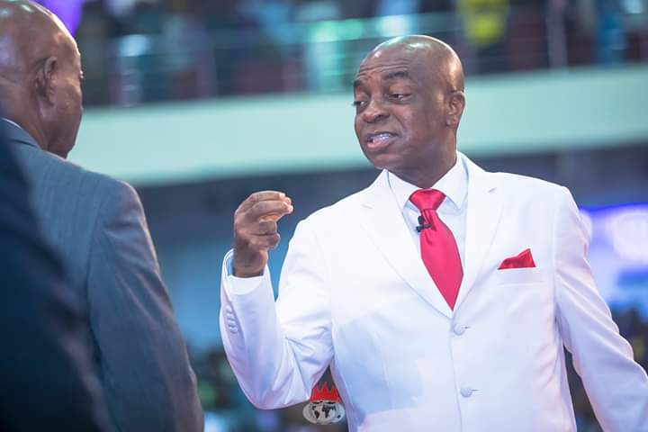 Day 18] 21 Days Fasting And Prayer With Bishop David Oyedepo - Impact  Connect