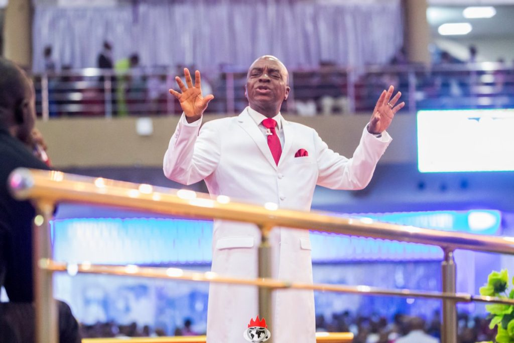 Download Bishop David Oyedepo Messages