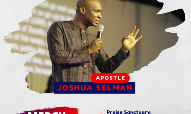 Mercy Conference 2020 With Apostle Joshua Selman (Day 5)