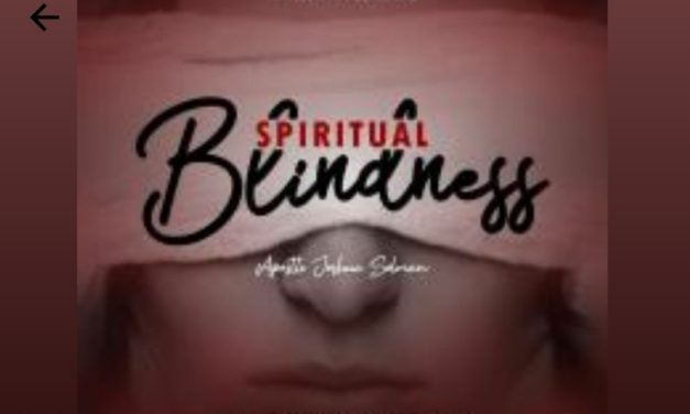 Download Sermon: Spiritual Blindness – Koinonia 2020 | Apostle Joshua Selman