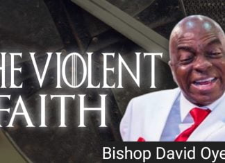 Bishop David Oyedepo messages