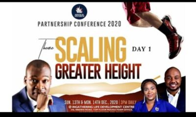 Apostle Joshua Selman Message: SCALING GREATER HEIGHT