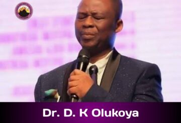 Dr. D. K Olukoya Messages