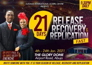 RELEASE_ RECOVER _ REPLICATION - Pastor Paul Enenche