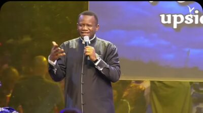 Dr. David Ogbueli Messages