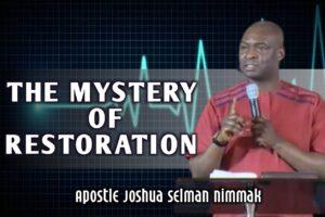 Apostle Joshua Selman Messages 2021