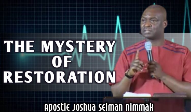 Apostle Joshua Selman Messages 2021