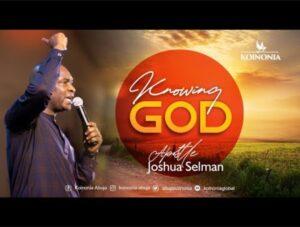 Koinonia Abuja - Apostle Joshua Selman Nimmak